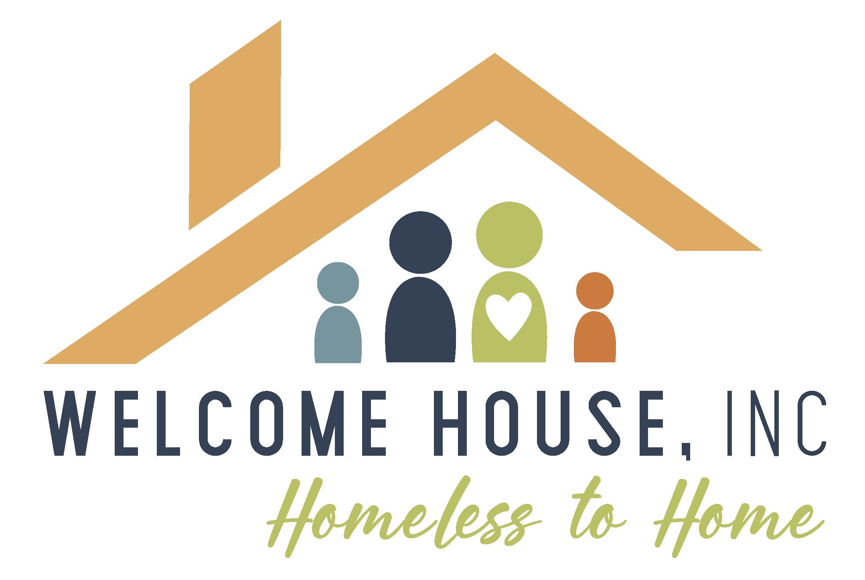 Welcome House Logo